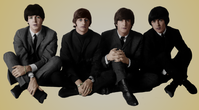 С Днём The Beatles!
